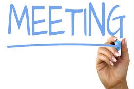 Write Minutes of Meeting