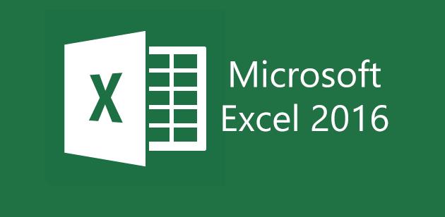 Microsoft Excel 2016 - Basic