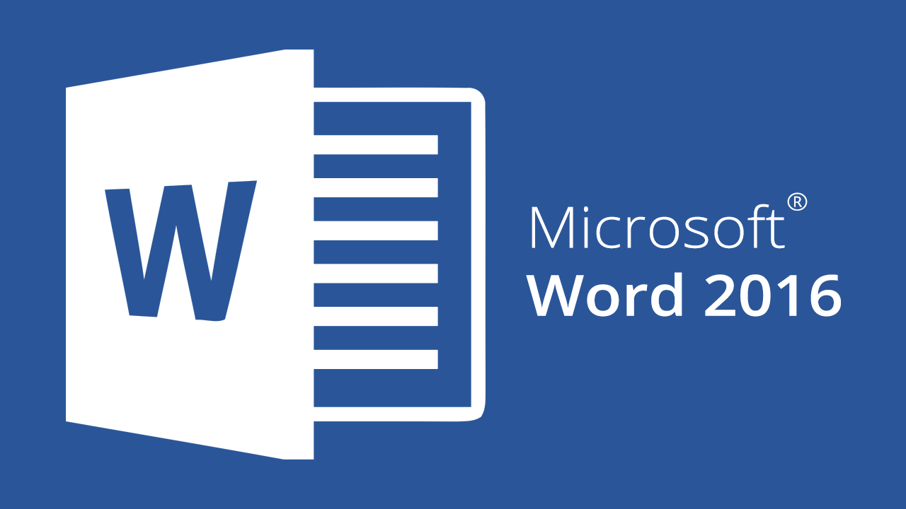 Microsoft Word 2016 - Basic and Intermediate