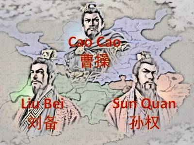 Seminar : Three Kingdoms' Leader & Leadership (Cao Cao Chapter) 三国 (曹操篇)