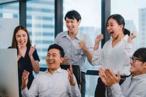 Happy Employees Work Better (Happiness Helps an Organization Increase Productivity)